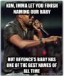 Kim and Kanye's BabyName
