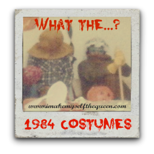 1984 WTF Halloween Costumes
