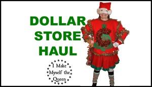 Dollar Store Haul