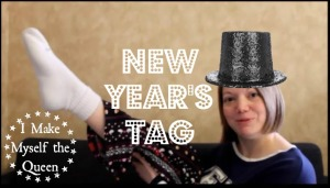 New Years Tag vlog